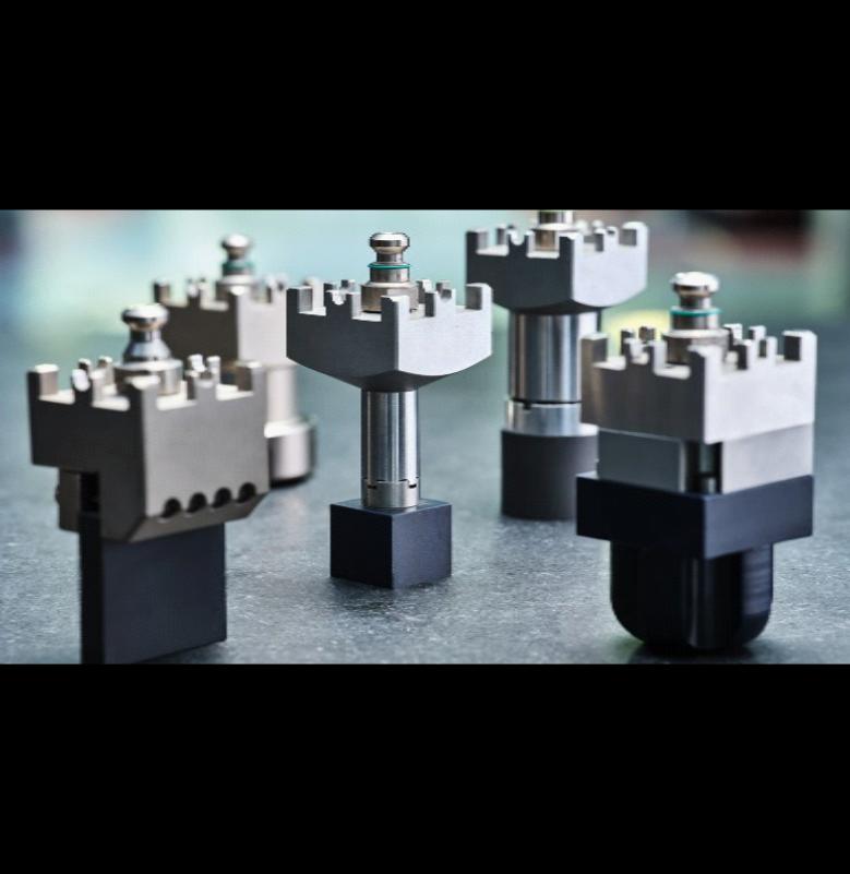 Carl Hirschmann System 5000 Elektrod Dalma Erezyon Zero Point Sistemleri